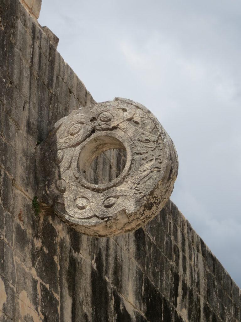 Chichen Itza romváros