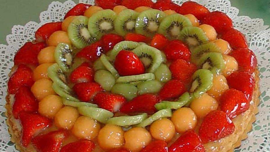 gyümölcstorta mandala