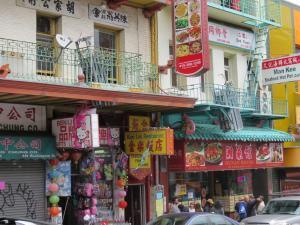 Kínai negyed San Francisco