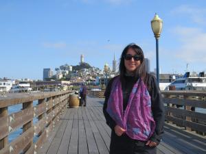 San Franciscoban a mólón