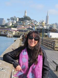 Selyemsállal San Franciscoban
