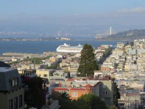 San Francisco látkép