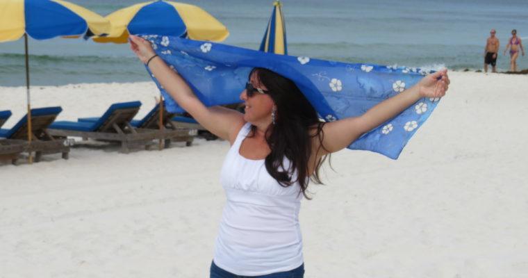 Selyem és selymes fehér homok – Egy hétvége Floridában