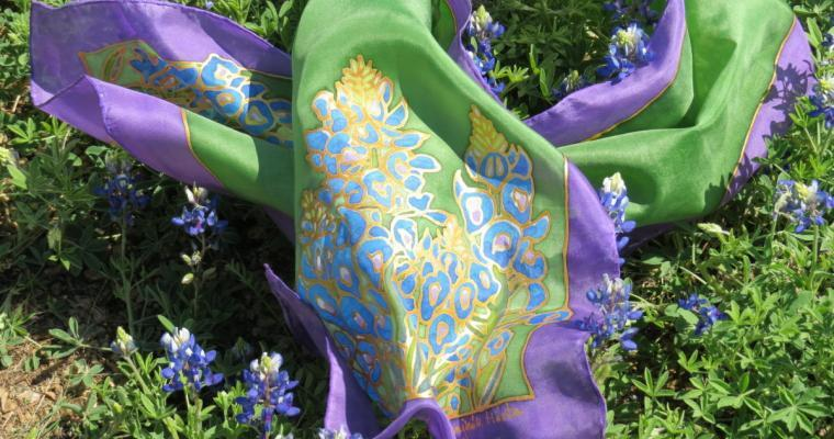 Bluebonnet, Texas jelképes virága
