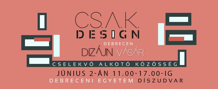 IX. CSAK Design vásár