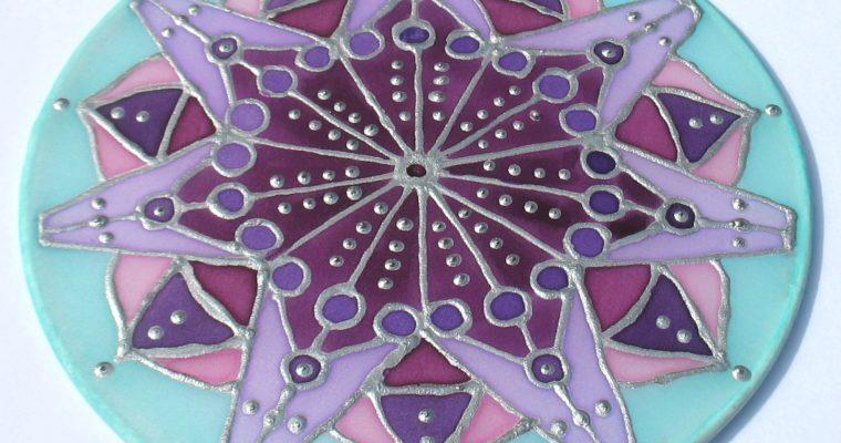 SELYEMFESTÉS ALAPOK-Téli dekoráció