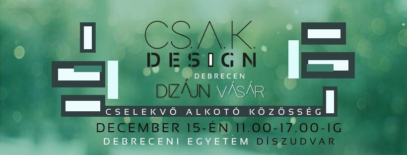 CSAK Design Karácsony